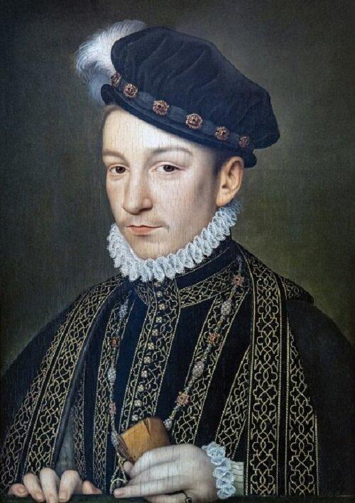 Карл IX (1550-1574) история, факты, франция