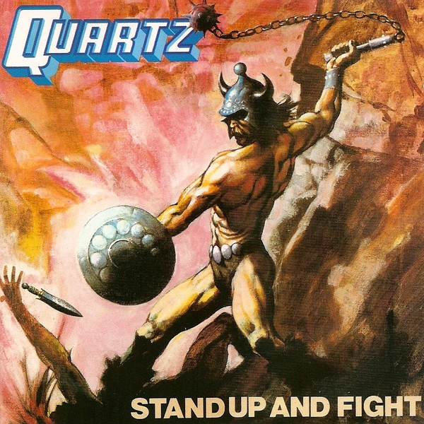Quartz (1980) - Stand Up And Fight