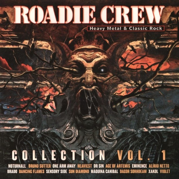 Various Artists - Roadie Crew Collection Vol.1 (2019)