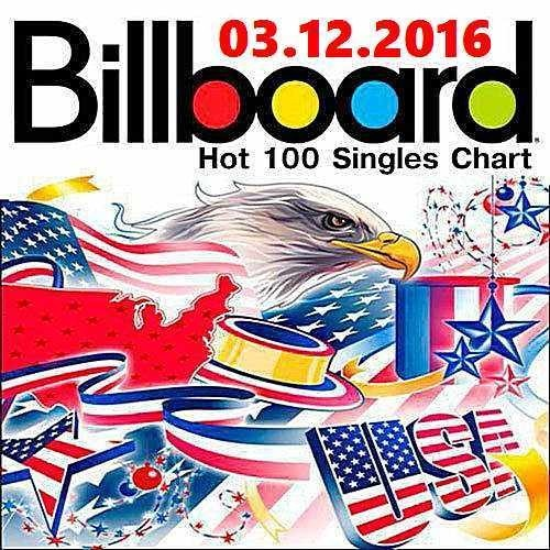 VA - Singles Chart Billboard Hot 100 (03.12.2016)
